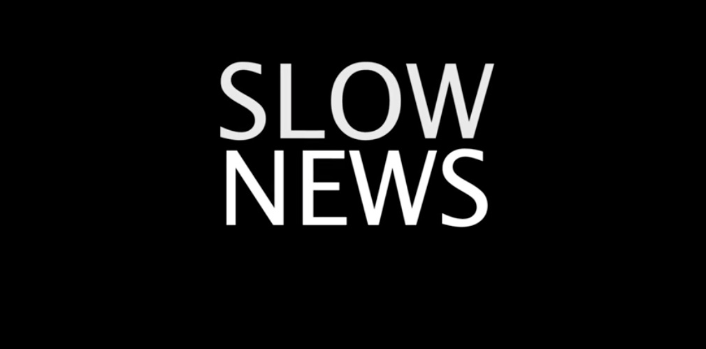 Slow News: il documentario